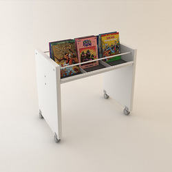 BK Roll | Book trolleys | IDM Coupechoux