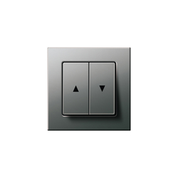 E22 | Jalousiesteuerung manuell | Shuter / Blind controls | Gira