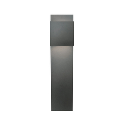 Square 250 | Square Bollard | Iluminación de caminos | FOCUS Lighting