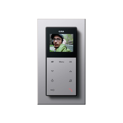 E22 | Home station | Intercoms (interior) | Gira