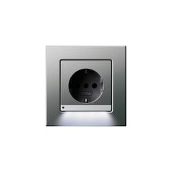 E22 | LED-Steckdose | Schuko sockets | Gira
