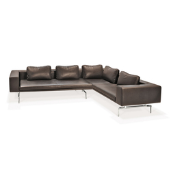 Lenao Corner Element | Lounge sofas | PIURIC