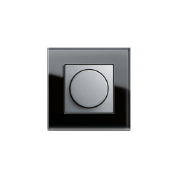 Esprit Glass | Rotary dimmer | Reguladores giratorios | Gira