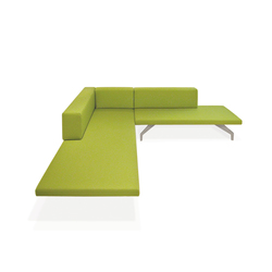 Lof Sofa | Modular seating elements | PIURIC