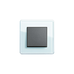 Esprit Glass C | Switch range | interuttori a pulsante | Gira