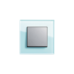 Esprit Glass | Switch range | Push-button switches | Gira