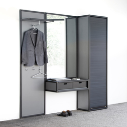 Profilsystem | Built-in wardrobes | Flötotto