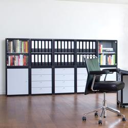 Profilsystem | Büroschränke | Flötotto