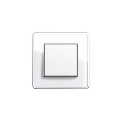 Esprit Glass C | Switch range | Push-button switches | Gira