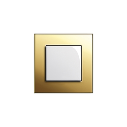Esprit Brass | Touch dimmer | Button dimmers | Gira