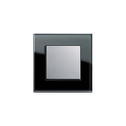 Esprit Glass | Touch control switch | interuttori pulsante | Gira