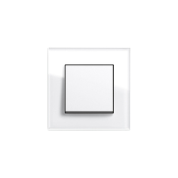 Esprit Glass | Rocker switch | Interruttore bilanciere | Gira