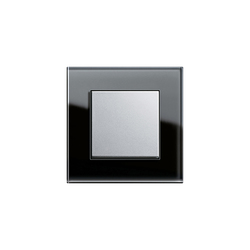 Esprit Glass | Push rocker | Push-button switches | Gira