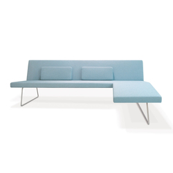 Incredible Slim Sofa Sofas From Piuric Architonic Alphanode Cool Chair Designs And Ideas Alphanodeonline