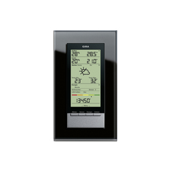 Esprit Glass | Sensor for weather control | Climate sensors | Gira
