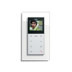 Esprit Glass | Home station | Intercoms (interior) | Gira