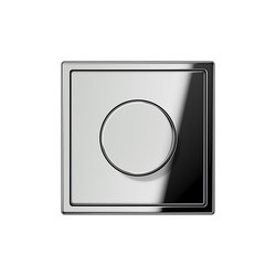 LS 990 chrome dimmer | Dimmer a manopola | JUNG
