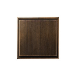 LS 990 brass antique switch | Interruttore a bilanciere | JUNG