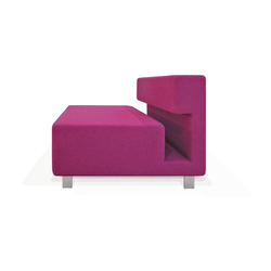 2cube Armchair | Modular seating elements | PIURIC