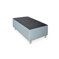 2cube Stool | Modular seating elements | PIURIC
