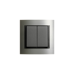 Event Opaque | Series dimmer | Reguladores a tecla | Gira