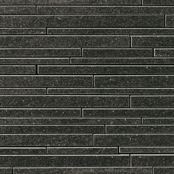 Basaltina stone project | Muretto Lappata | Carrelages | Lea Ceramiche