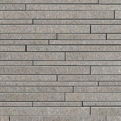 Basaltina stone project | Muretto Sabbiata Velvet | Piastrelle | Lea Ceramiche