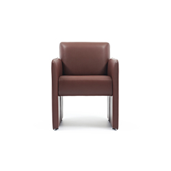 Cadiz | Visitors chairs / Side chairs | Durlet