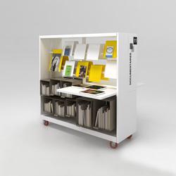BK 3 | Estanterías para bibliotecas | IDM Coupechoux