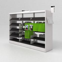 BK 3 | Étagères pour bibliothèques | IDM Coupechoux