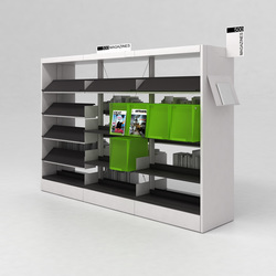 BK 3 | Librerie da biblioteca | IDM Coupechoux