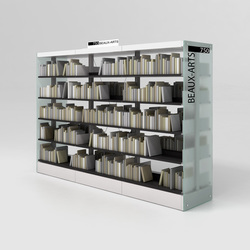 Library shelving systems | Library furniture
