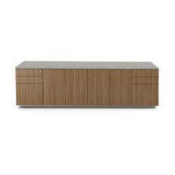 Brand credenza stone top | Cabinets | M2L