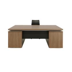 Brand desk double pedestal | Escritorios individuales | M2L