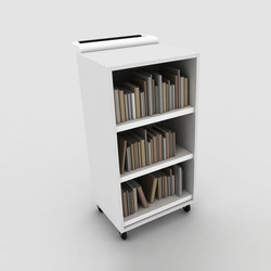 BK Trolley | Book trolleys | IDM Coupechoux