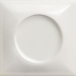 Goccia | Tune in white matt | Ceramic tiles | Lea Ceramiche