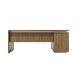 Brand desk modesty wood | Einzeltische | M2L