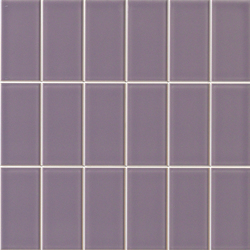 Kensington | Brick mauve | Piastrelle/mattonelle da pareti | Lea Ceramiche