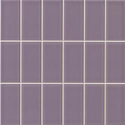 Kensington | Brick mauve | Wall tiles | Lea Ceramiche