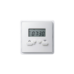 S-Color | Digital clock | Timers | Gira