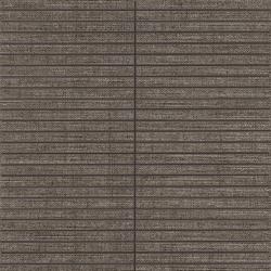 Makò | Decoro corset cedar bruno | Floor tiles | Lea Ceramiche