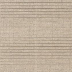 Makò | Decoro corset linen beige | Floor tiles | Lea Ceramiche