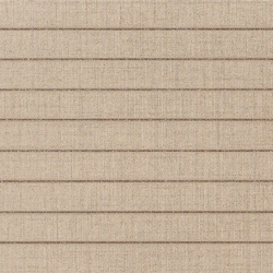 Makò | Decoro pin striped linen beige | Floor tiles | Lea Ceramiche