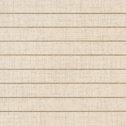 Makò | Decoro pin striped papiro bianco | Floor tiles | Lea Ceramiche
