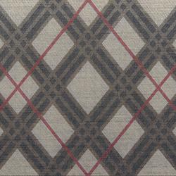 Makò | Decoro tartan cedar bruno | Floor tiles | Lea Ceramiche