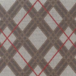 Makò | Decoro tartan java scuro | Floor tiles | Lea Ceramiche