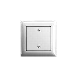 Standard 55 | Jalousiesteuerung elektronisch | Fensterladen- / Jalousiesteuerung | Gira