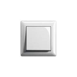Standard 55 | Switch range | Interruptores pulsadores | Gira