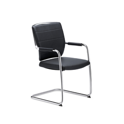 crossline prime | Visitors chairs / Side chairs | Sedus Stoll