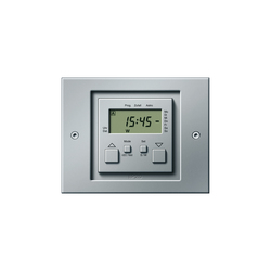 TX_44 | Electronic time clock | Shuter / Blind controls | Gira